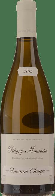 DOMAINE ETIENNE SAUZET, Puligny-Montrachet 2015