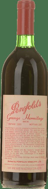 PENFOLDS Bin 95 Grange Shiraz, South Australia 1985