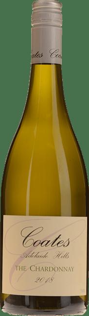 COATES The Chardonnay, Adelaide Hills 2018