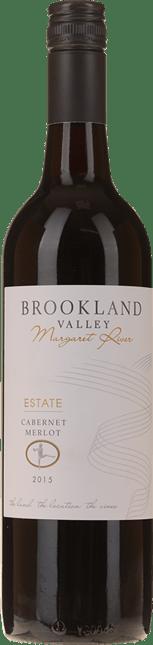 BROOKLAND VALLEY VINEYARD Estate Cabernet Merlot, Margaret River 2015