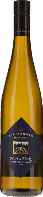 KILIKANOON Mort's Block Watervale Riesling, Clare Valley 2017