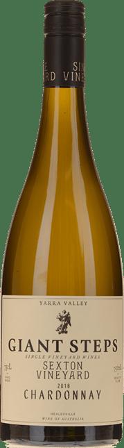 GIANT STEPS Sexton Chardonnay, Yarra Valley 2018