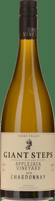 GIANT STEPS Applejack Vineyard Chardonnay, Yarra Valley 2018