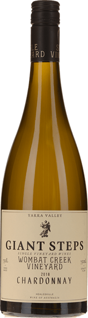 GIANT STEPS Wombat Creek Vineyard Chardonnay, Yarra Valley 2018