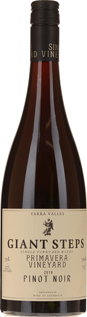 GIANT STEPS Primavera Vineyard Pinot Noir, Yarra Valley 2018