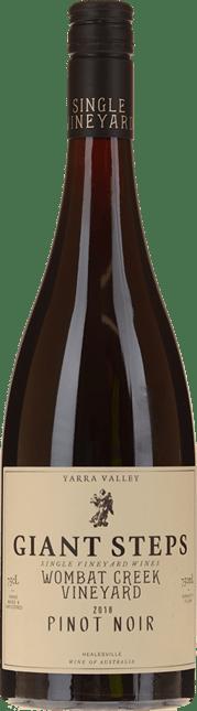 GIANT STEPS Wombat Creek Vineyard Pinot Noir, Yarra Valley 2018