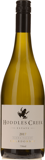 HODDLES CREEK Chardonnay, Yarra Valley 2017