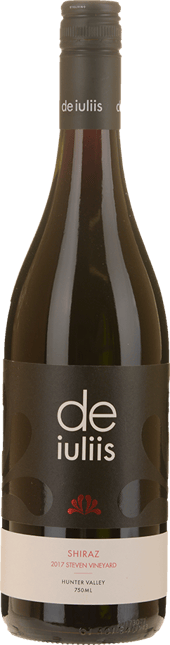 DE IULIIS Steven Vineyard Shiraz, Hunter Valley 2017
