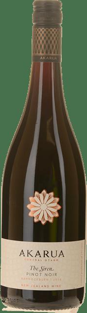 AKARUA Siren Pinot Noir, Central Otago 2016