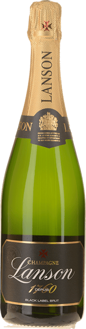 LANSON Black Label Brut, Champagne NV