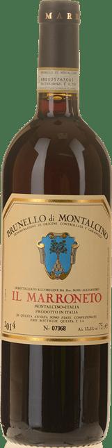 IL MARRONETO Brunello di Montalcino , Brunello di Montalcino DOCG 2014