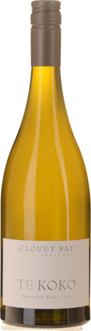 CLOUDY BAY Te Koko Sauvignon Blanc, Marlborough 2015