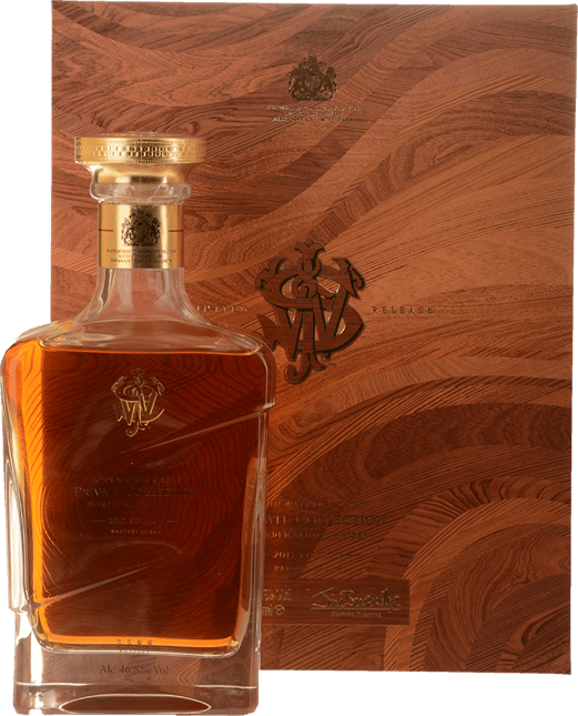 JOHNNIE WALKER John Walker & Sons Private Collection 2017 Edition Mastery Of Oak 46.8% ABV, Scotland NV