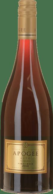 APOGEE Alto Pinot Noir, Northern Tasmania 2018