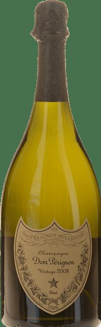 MOET & CHANDON Cuvee Dom Perignon Brut, Champagne 2008