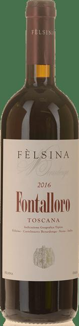 FATTORIA DI FELSINA Fontalloro, Toscana IGT 2016