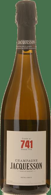 JACQUESSON Cuvee No.741, Champagne NV