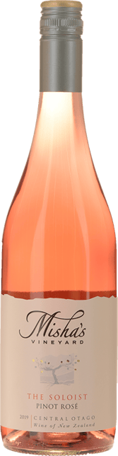 MISHA'S VINEYARD The Soloist Rose, Central Otago 2019