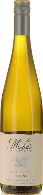 MISHA'S VINEYARD Limelight Riesling, Central Otago 2015
