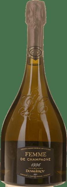 DUVAL-LEROY Femme De Champagne Brut, Champagne 1996