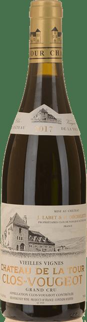 CHATEAU DE LA TOUR Vieilles Vignes, Clos de Vougeot 2017