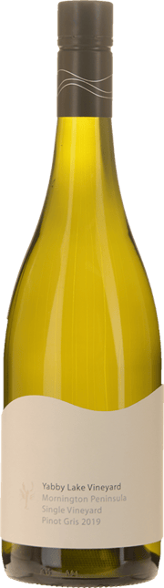 YABBY LAKE VINEYARD Single Vineyard Pinot Gris, Mornington Peninsula 2019