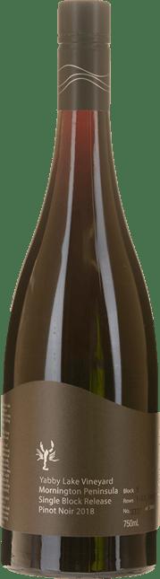 YABBY LAKE VINEYARD Single Block Release Block 5 Pinot Noir, Mornington Peninsula 2018