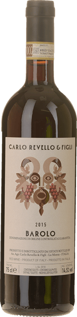 CARLO REVELLO , Barolo DOCG 2015
