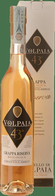 CASTELLO DI VOLPAIA Grappa di Sangiovese del Chianti Classico NV