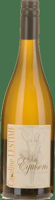 CAROLINE LESTIME, Bourgogne Hautes Cotes de Beaune Sous Eguisons 2015