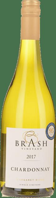 BRASH VINEYARD Chardonnay, Margaret River 2017