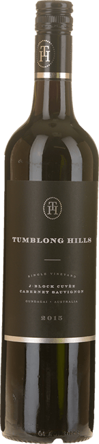 TUMBLONG HILLS Single Vineyard J-Block Cuvee Cabernet Sauvignon, Gundagai 2015