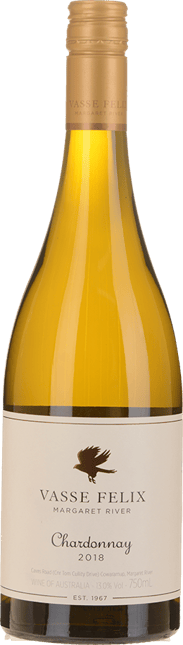 VASSE FELIX Chardonnay, Margaret River 2018