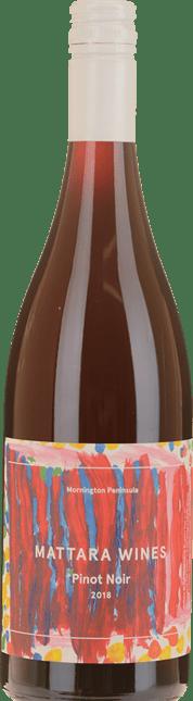 MATTARA WINES Pinot Noir, Mornington Peninsula 2018