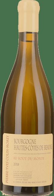 PIERRE-YVES COLIN-MOREY, Bourgogne Hautes Cotes de Beaune blanc 2018