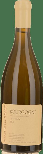 PIERRE-YVES COLIN-MOREY Bourgogne Blanc, Burgundy 2018