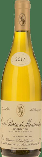 BLAIN-GAGNARD Grand Cru, Criots-Batard-Montrachet 2017