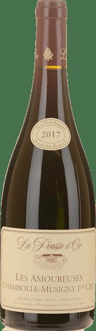 DOMAINE DE LA POUSSE D'OR Chambolle-Musigny 1er Cru Les Amoureuses , Burgundy 2017