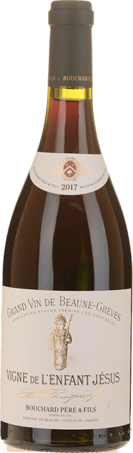 BOUCHARD PERE & FILS Vigne de L'enfant Jesus 1er cru, Beaune-Greves 2017