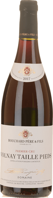 BOUCHARD PERE & FILS 1er cru, Volnay-Taillepieds 2017