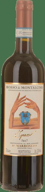 IL MARRONETO Rosso di Montalcino , Rosso di Montalcino DOC 2017