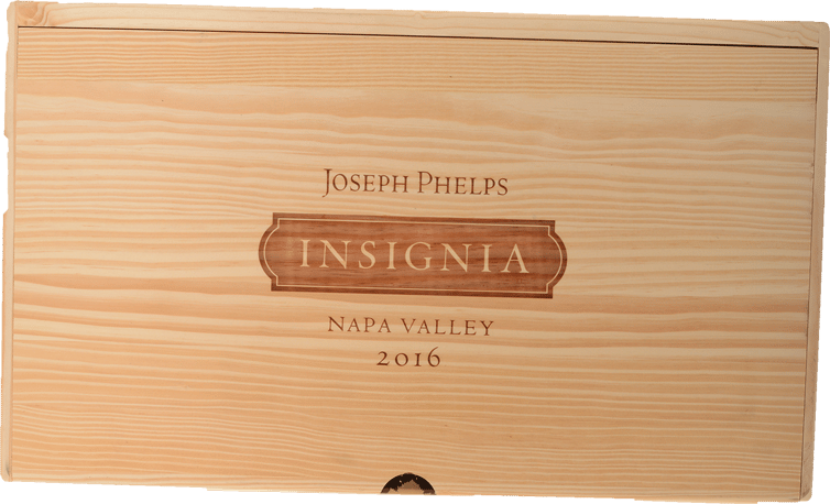 JOSEPH PHELPS Insignia Cabernet Blend, Napa Valley 2016