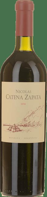 CATENA ZAPATA Nicolas, Mendoza 2016