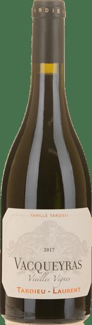 TARDIEU-LAURENT Vieilles Vignes, Vacqueyras 2017