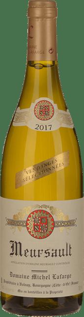 MICHEL LAFARGE Vendange Selectionnees, Meursault 2017