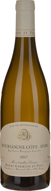 HENRI GERMAIN Bourgogne Cote-D'Or Blanc 2017
