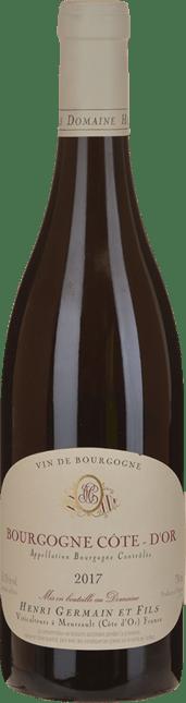 HENRI GERMAIN Bourgogne Cote-D'Or Rouge 2017