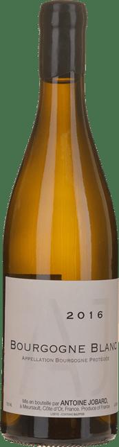 DOMAINE ANTOINE JOBARD, Bourgogne Blanc 2016