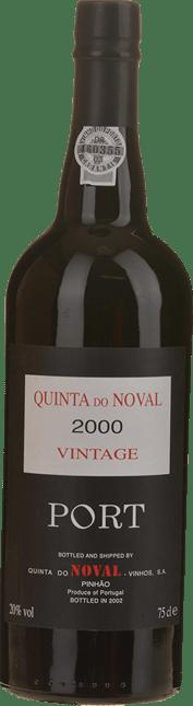 QUINTA DO NOVAL Vintage Port, Oporto 2000