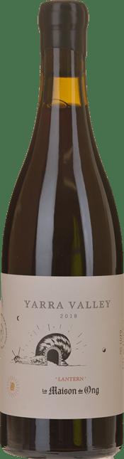 ONE BLOCK Maison De Ong 'Lantern' Pinot Noir Pinot Noir, Yarra Valley 2018
